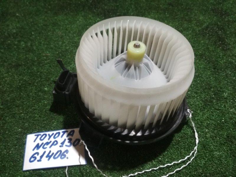 Мотор печки Toyota Vitz NSP130 1NR-FE