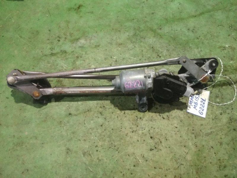 Мотор стеклоочистителя Mitsubishi Delica D2 MB15S K12B