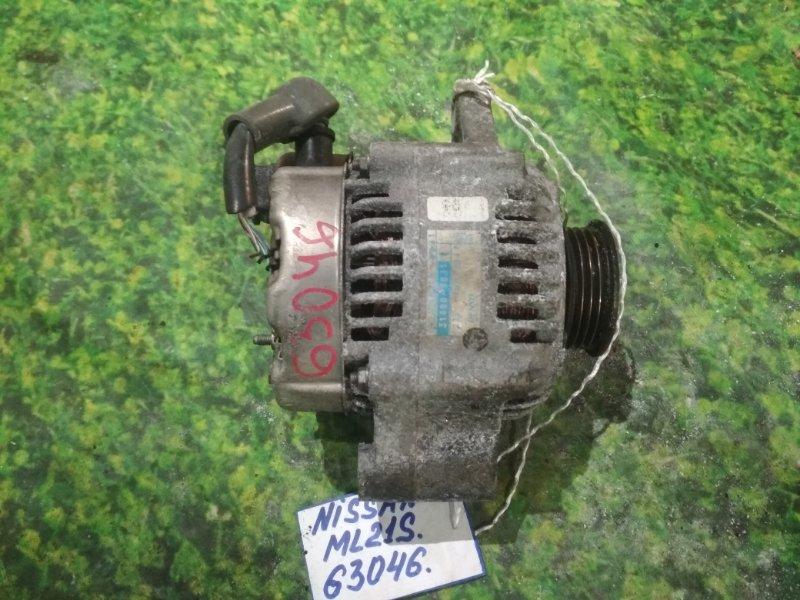 Генератор Nissan Roox ML21S K6A