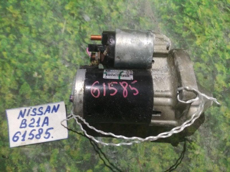 Стартер Nissan Dayz Roox B21A 3B20