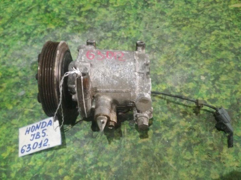 Компрессор кондиционера Honda Life JB5 P07A