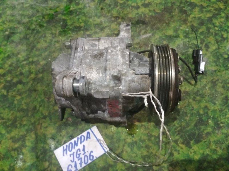 Компрессор кондиционера Honda N-One JG1 S07A