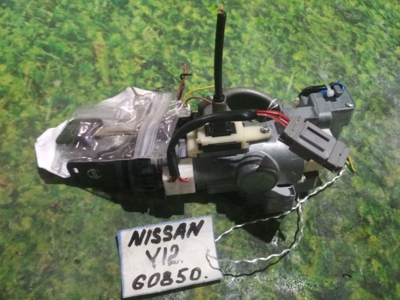 Замок зажигания Nissan Wingroad Y12 HR15