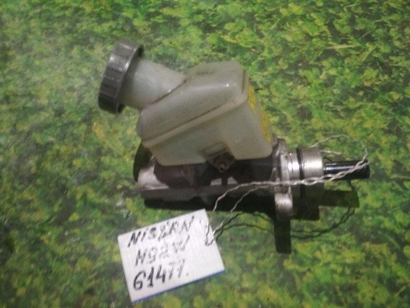Главный тормозной цилиндр Nissan Otti H92W 3G83