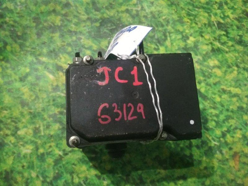 Блок abs Honda Life JC1 P07A