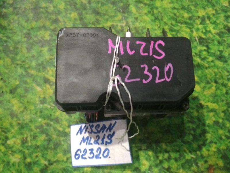 Блок abs Nissan Roox ML21S K6A
