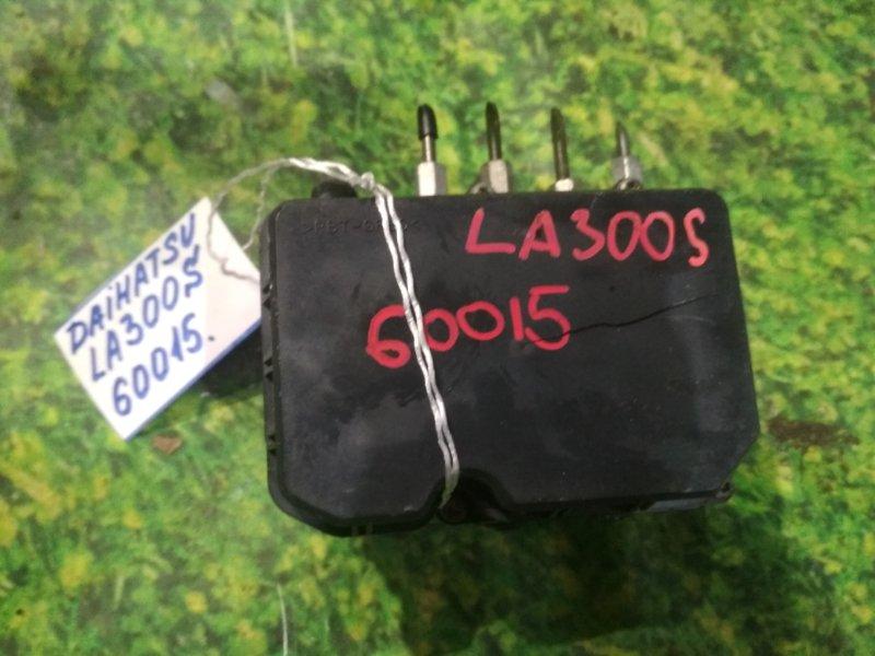Блок abs Daihatsu Mira E:s LA300S KF