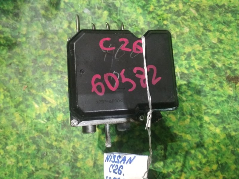 Блок abs Nissan Serena C26 MR20