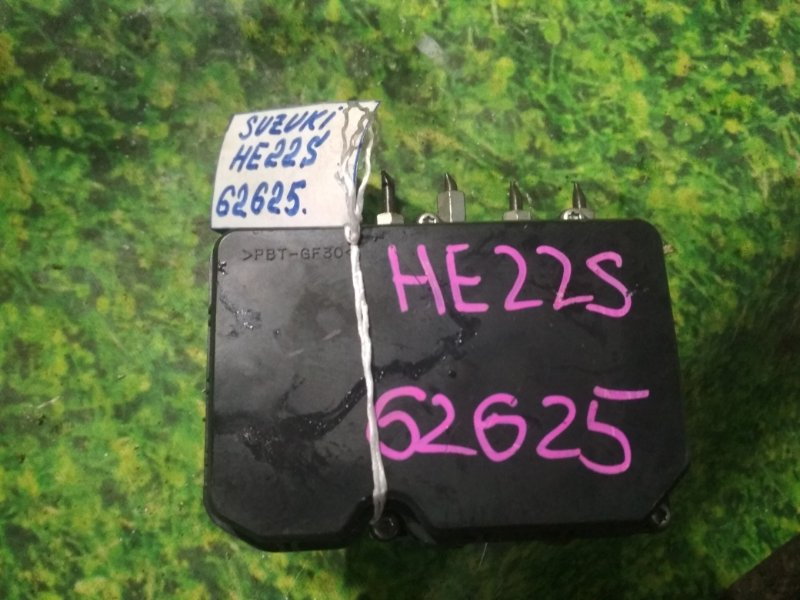 Блок abs Suzuki Lapin HE22S K6A