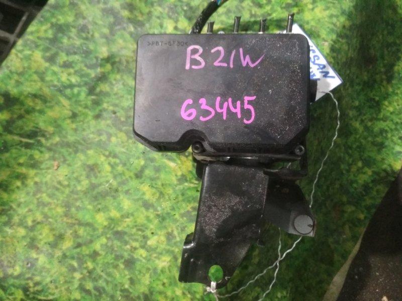 Блок abs Nissan Dayz B21W 3B20
