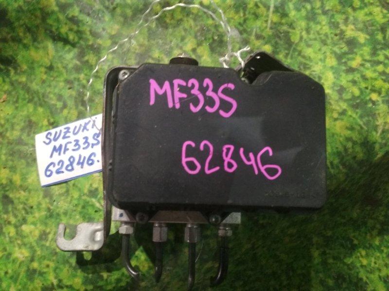 Блок abs Suzuki Mr Wagon MF33S R06A