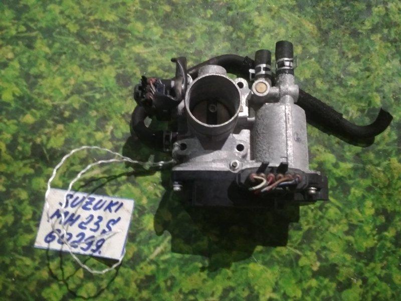 Заслонка дроссельная Suzuki Wagon R MH23S K6A