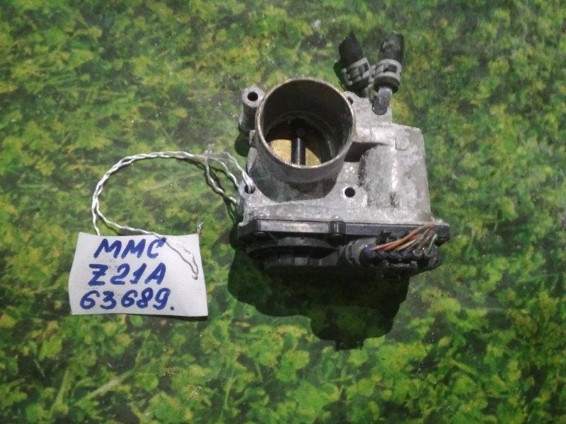 Заслонка дроссельная Mitsubishi Colt Z21A 4A90