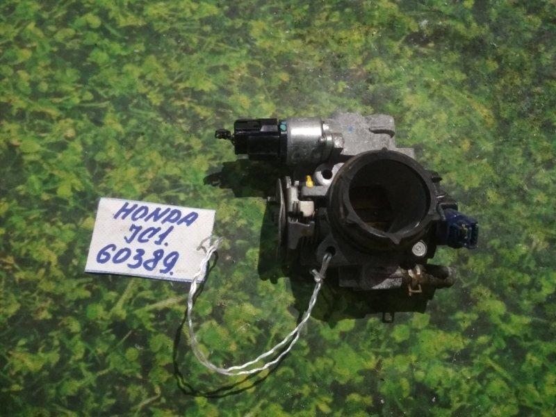 Заслонка дроссельная Honda Life JC1 P07A