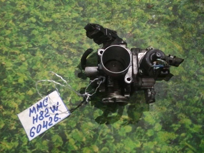 Заслонка дроссельная Mitsubishi Ek Wagon H82W 3G83