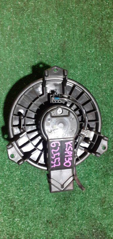 Мотор печки Toyota Vitz KSP130 1KR-FE