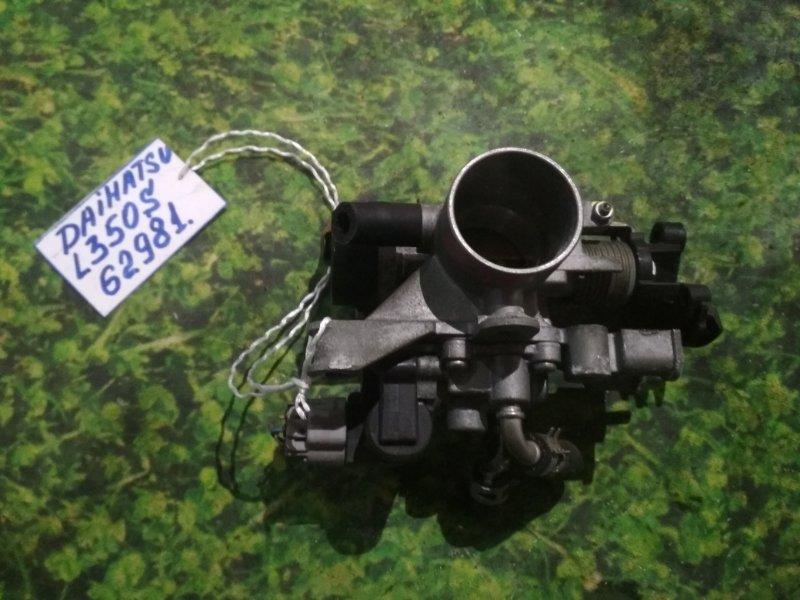 Заслонка дроссельная Daihatsu Tanto L350S EF-VE