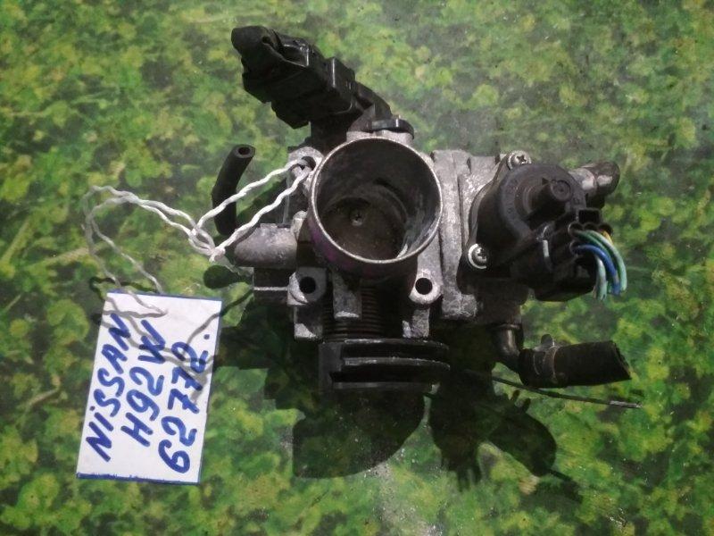 Заслонка дроссельная Nissan Otti H92W 3G83