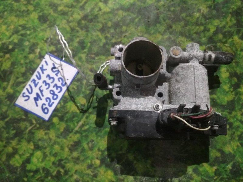 Заслонка дроссельная Suzuki Mr Wagon MF33S R06A