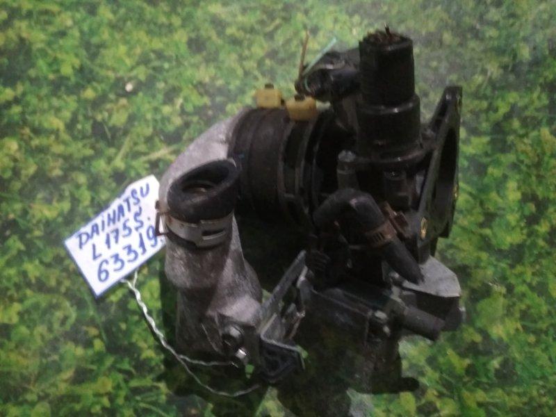 Заслонка дроссельная Daihatsu Move L175S KF-VET