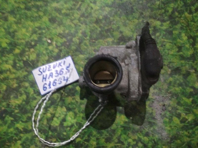 Заслонка дроссельная Suzuki Alto HA36S R06A