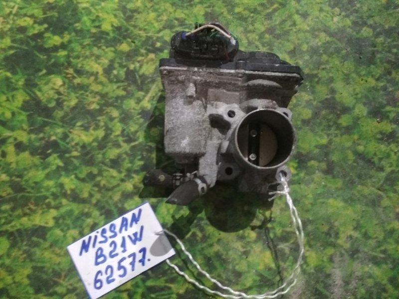 Заслонка дроссельная Nissan Dayz B21W 3B20