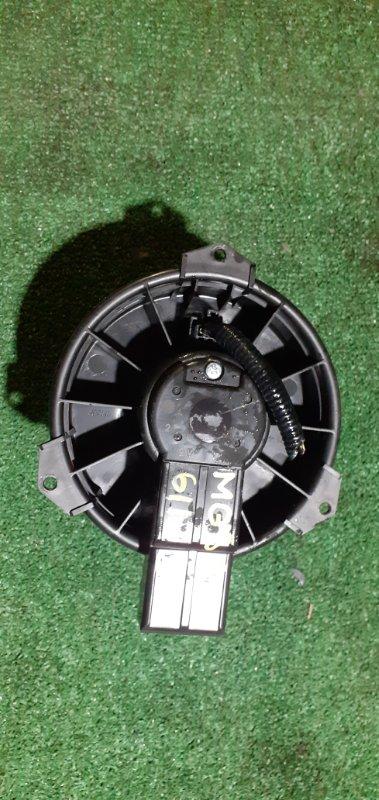 Мотор печки Nissan Moco MG33S R06A