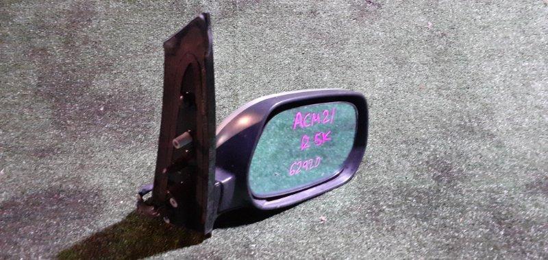 Зеркало Toyota Ipsum ACM21 2AZ-FE правое