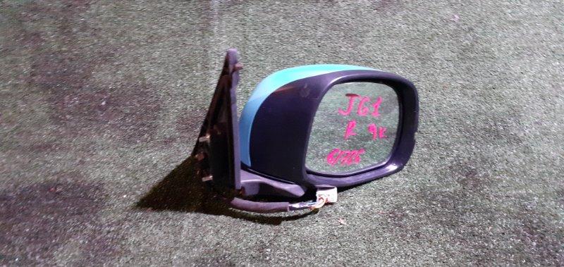 Зеркало Honda N-One JG1 S07A правое
