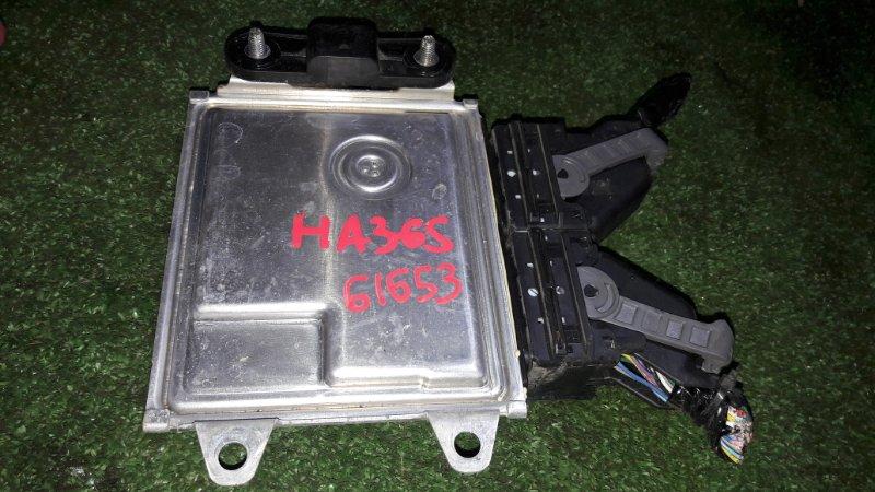 Блок efi Suzuki Alto HA36S R06A