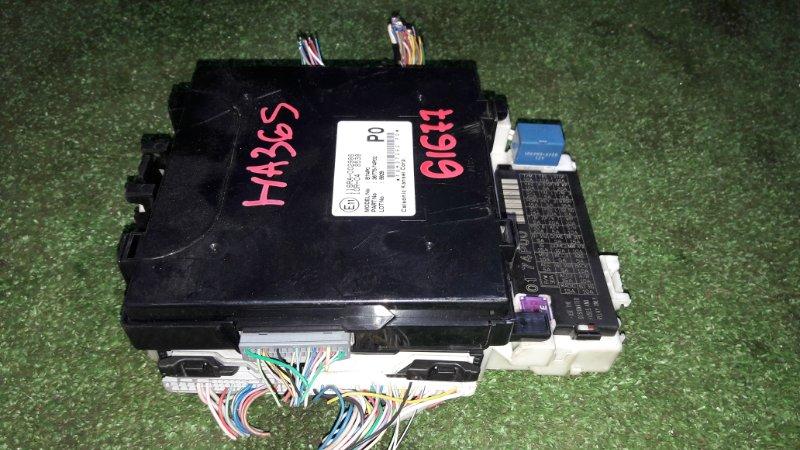 Блок управления Suzuki Alto HA36S R06A