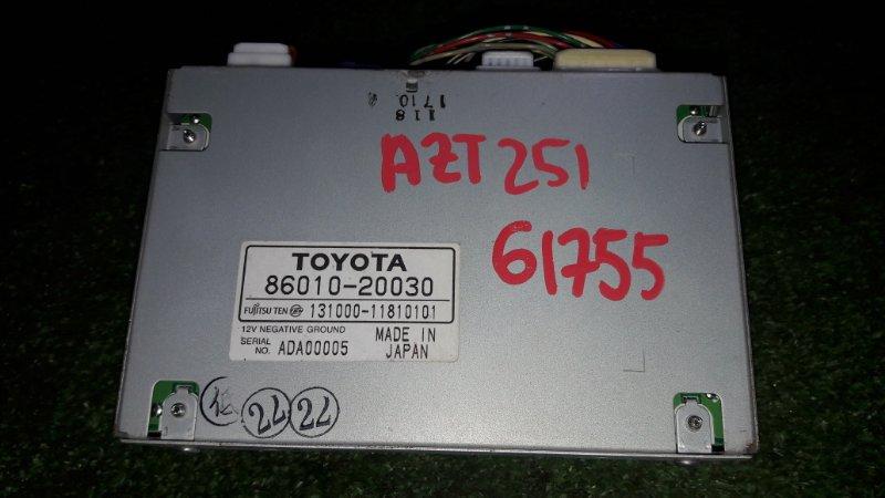 Блок управления Toyota Avensis AZT251 2AZ-FSE