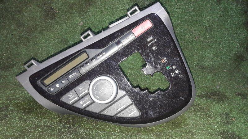 Климат-контроль Toyota Isis ANM10 1AZ-FSE