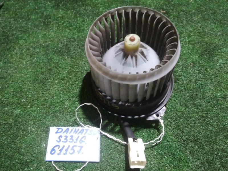 Мотор печки Daihatsu Atrai S331G KF