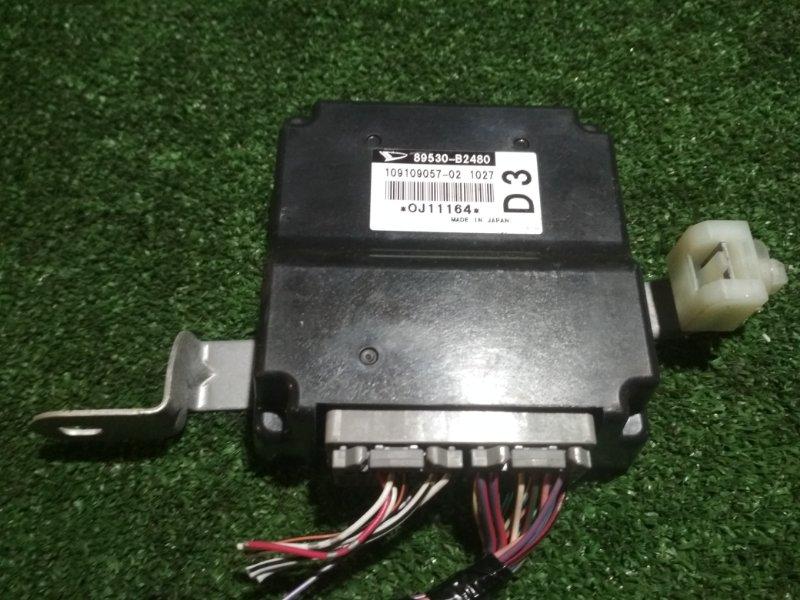 Блок управления Daihatsu Tanto Exe L455S KF