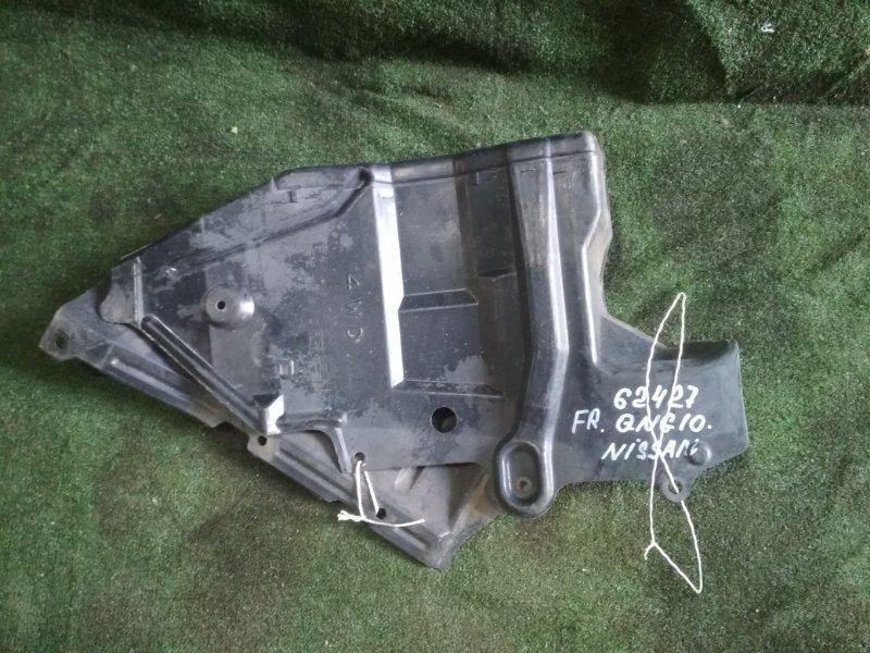 Защита двигателя Nissan Bluebird Sylphy QNG10 QG18DE передняя правая