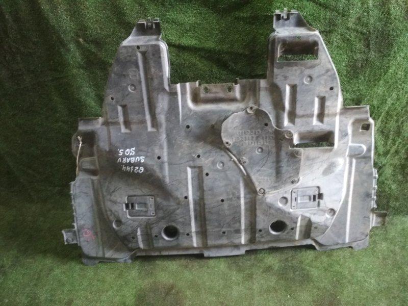 Защита двигателя Subaru Forester SG5 EJ205