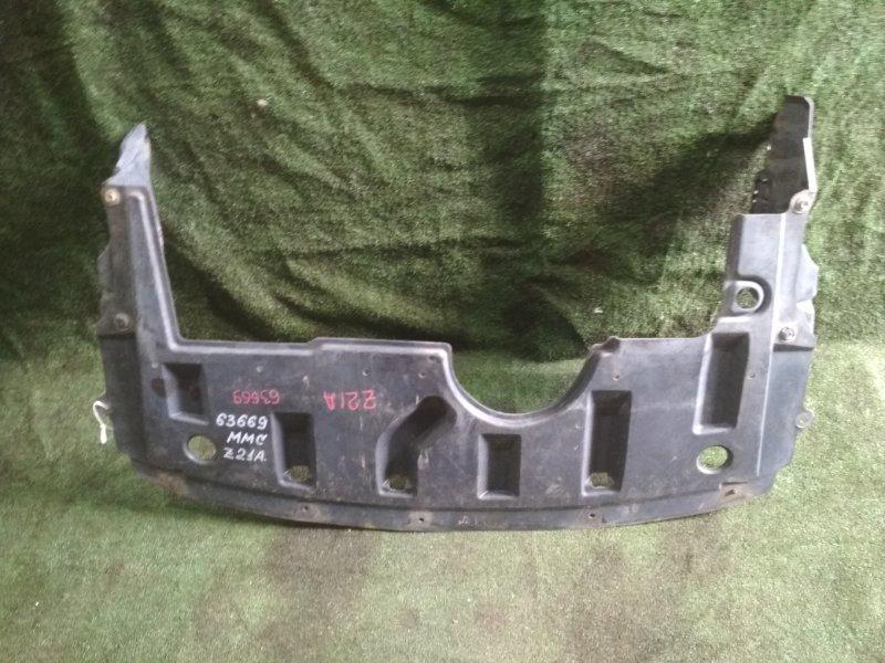 Защита двигателя Mitsubishi Colt Z21A 4A90