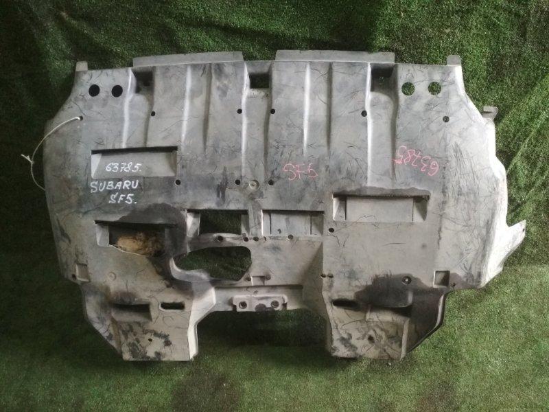 Защита двигателя Subaru Forester SF5 EJ205