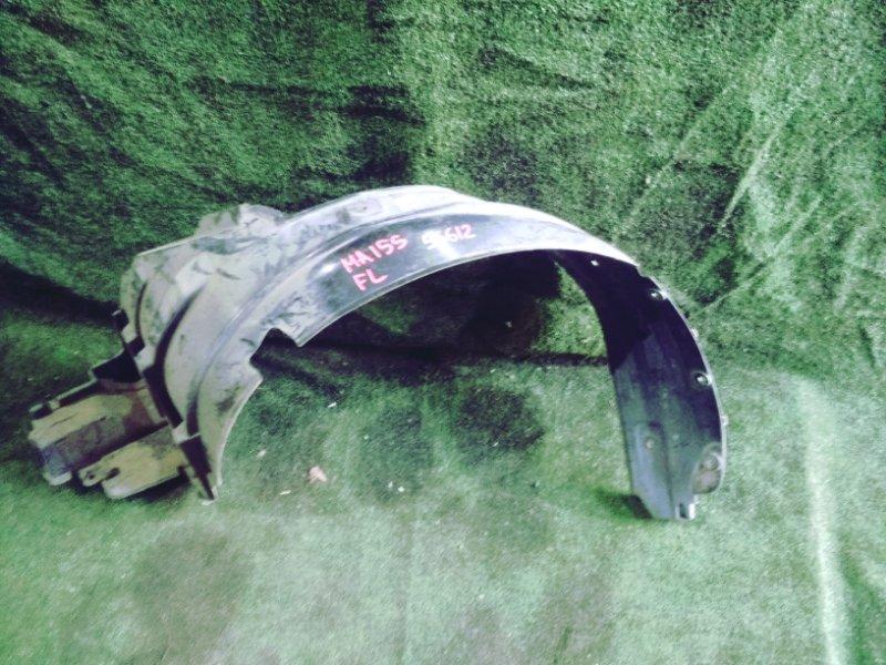 Подкрылок Suzuki Solio MA15S K12B передний левый