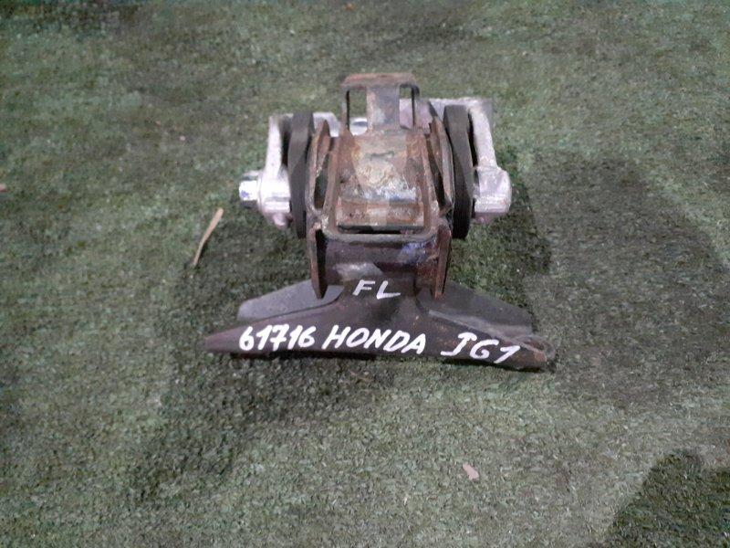 Подушка двигателя Honda N-One JG1 S07A передняя левая