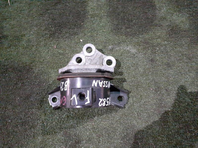 Подушка двигателя Nissan Dayz Roox B21A 3B20 передняя левая
