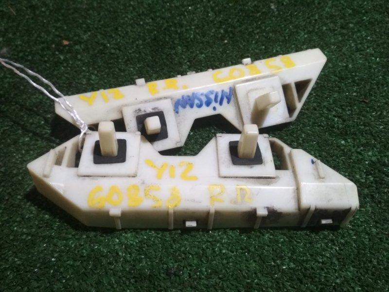 Крепление бампера Nissan Wingroad Y12 HR15 заднее правое
