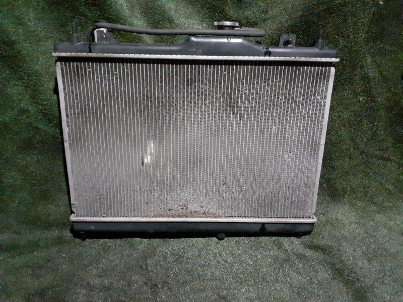 Радиатор Nissan Tiida Latio C11 HR15DE