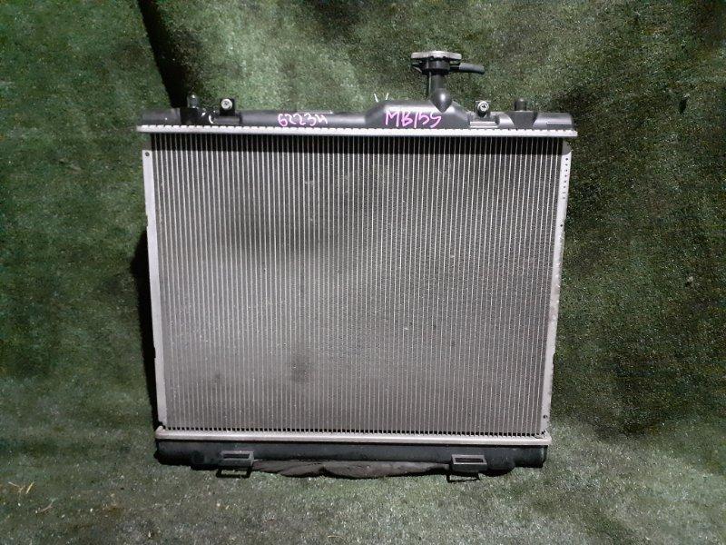 Радиатор Mitsubishi Delica D2 MB15S K12B