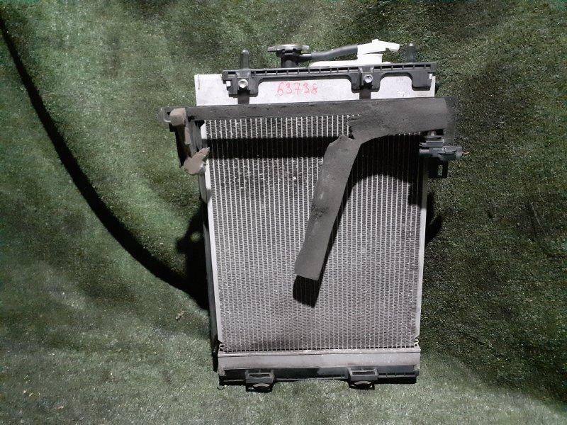 Радиатор Daihatsu Tanto L375S KF