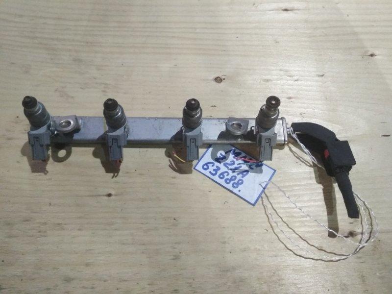 Инжектор Mitsubishi Colt Z21A 4A90