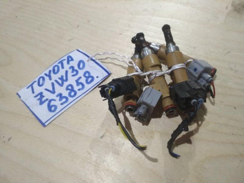 Инжектор Toyota Prius ZVW30 2ZR-FXE