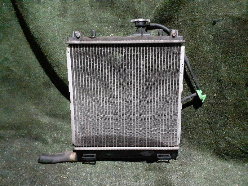 Радиатор Suzuki Lapin HE21S K6A