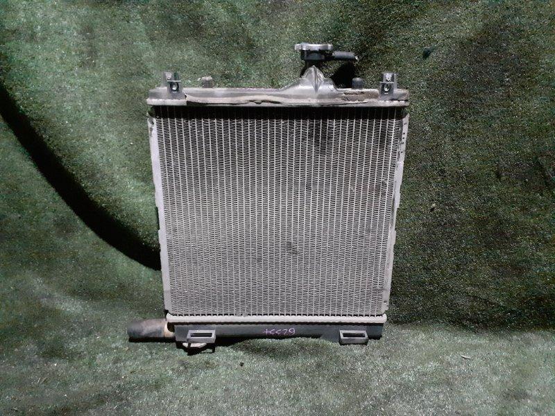 Радиатор Suzuki Alto HA12S F6A